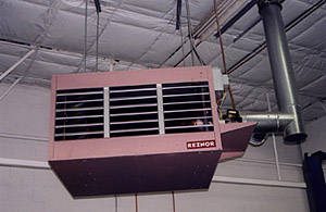 Waste Oil Heaters